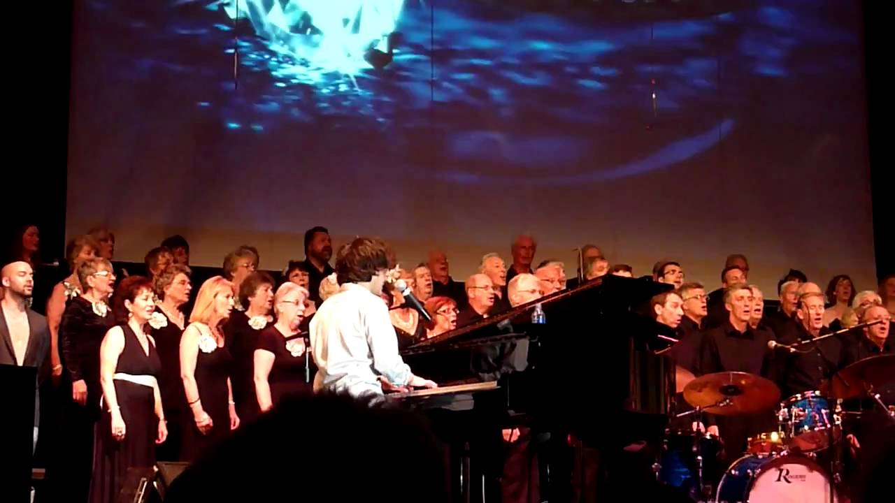 The Silver Ring Choir of Bath with Jamie Cullum