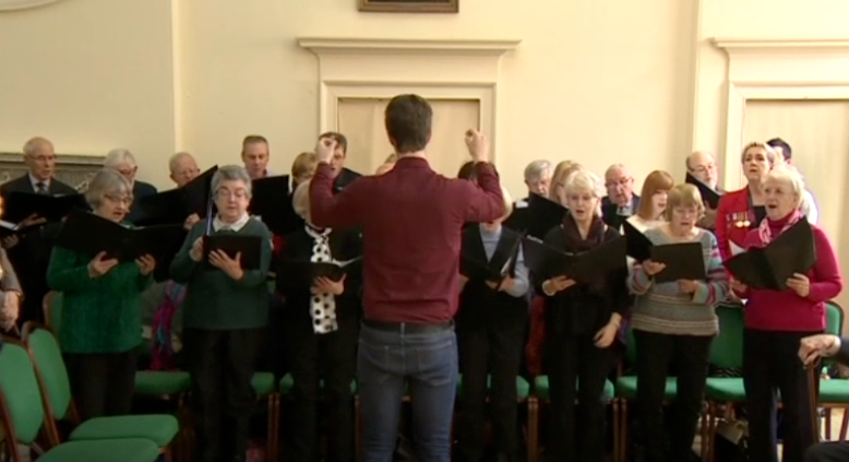 The Silver Ring Choir of Bath at BBC Points West