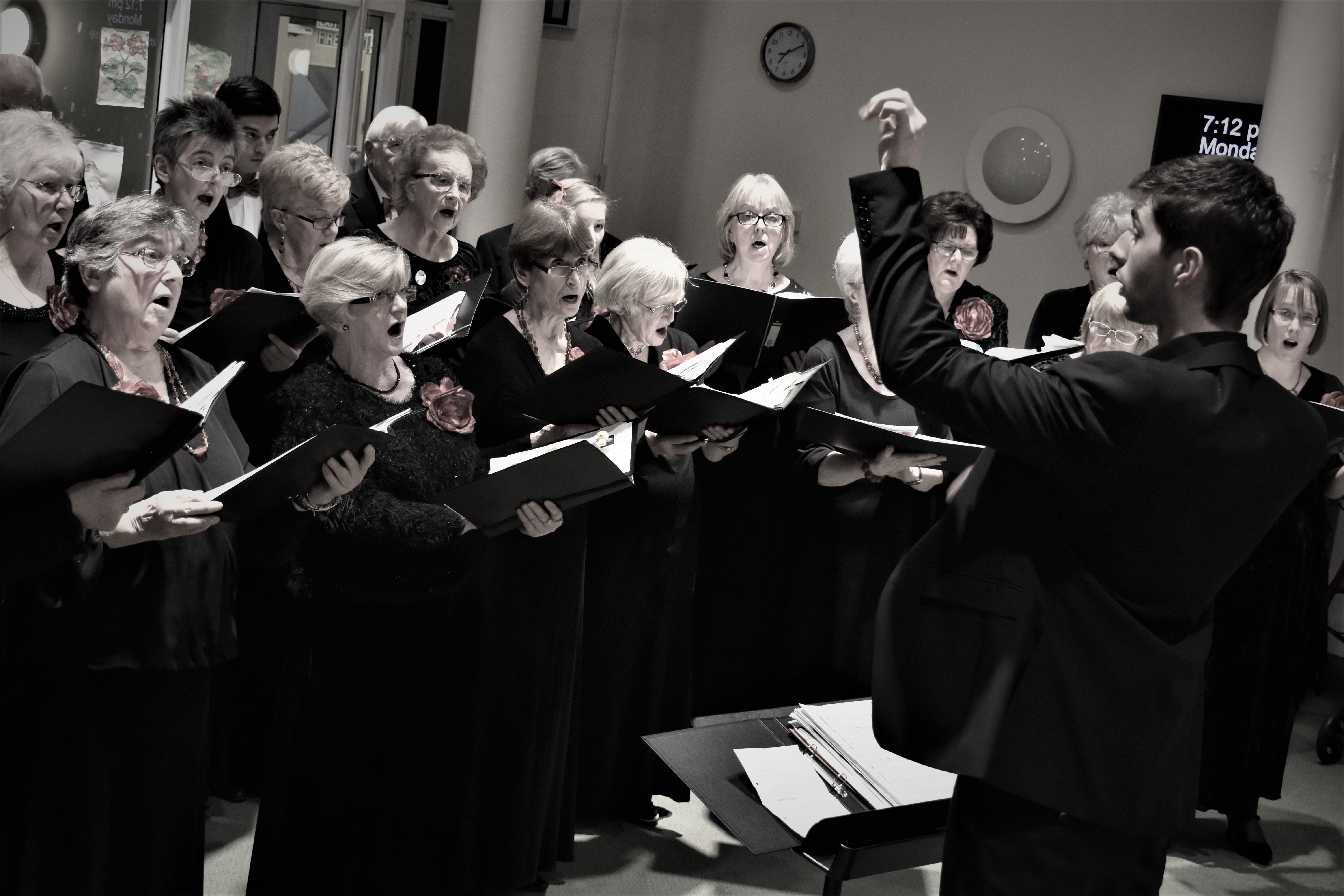 The Silver Ring Choir of Bath with Phil Draisey