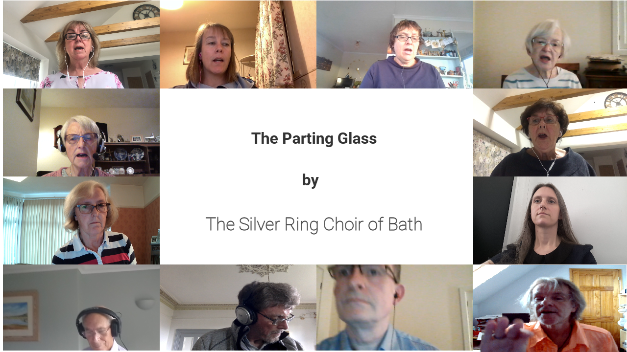 Silver Ring Recording Parting Glass